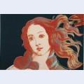 Botticelli birth of venus 1482 c 1984