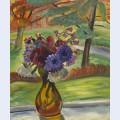 Vase of flowers i c