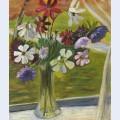 Vase of flowers ii c