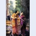 Arjuna and subhadra