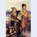 Santhanu and matsyagandhi