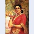 The maharashtrian lady