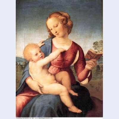 Colonna madonna