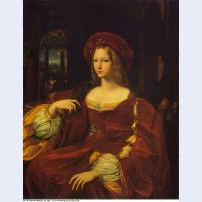 Joanna of aragon 1518