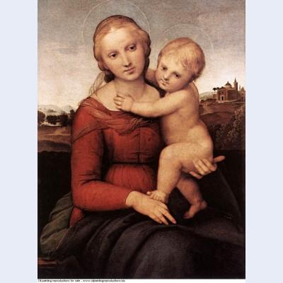 Madonna and child 1505