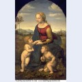 Madonna with child and st john the baptist