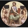 Philosophy from the stanza della segnatura 1511