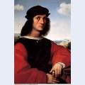 Portrait of agnolo doni 1506