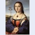 Portrait of maddalena doni 1506