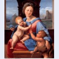 The aldobrandini madonna or the garvagh madonna 1510