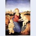 The esterhazy madonna 1508