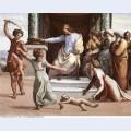The judgment of solomon 1519