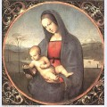 The madonna conestabile 1502