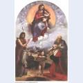The madonna of foligno 1512
