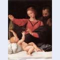 The madonna of loreto 1509