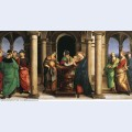 The presentation in the temple 1503