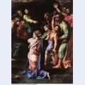 The transfiguration detail 1520 1