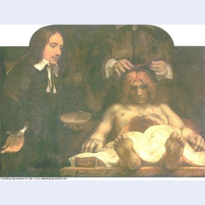 Anatomy of doctor deyman 1656