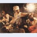 Belshazzar s feast 1635