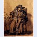 Portrait of cornelis claesz 1640 1