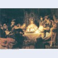 Samson at the wedding 1638
