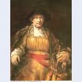 Self portrait 1658 1