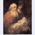 Simon with jesus 1669