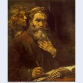 St matthew and the angel 1661