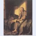 St paul in prison 1627