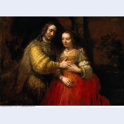The jewish bride 1666
