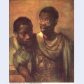 Two negroes 1661
