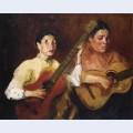 Blind singers