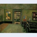 A room in the second post impressionist