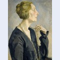 Portrait of edith sitwell