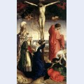 Crucifixion and pieta representations