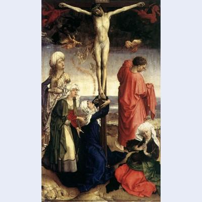Crucifixion and pieta representations