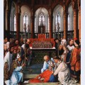 Exhumation of saint hubert