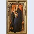 Madonna and child 7