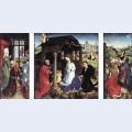 Pierre bladelin triptych