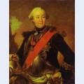 Portrait of count g g orlov