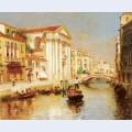 A venetian canal