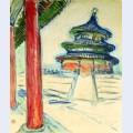 Temple of heaven beijing tendan