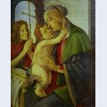 The virgin and child with the infant st john