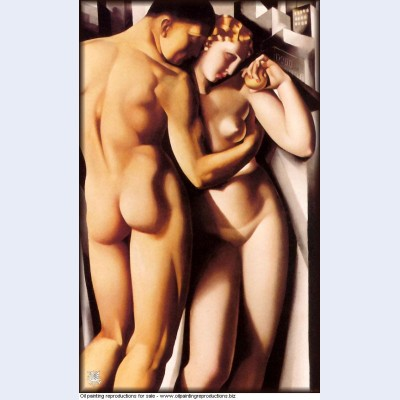 Adam and eve 1932