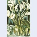 Calla lillies 1941