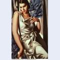 Portrait of madame m 1930