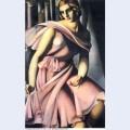 Portrait of romana de la salle 1928