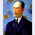 Portrait of mario de andrade