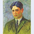 Portrait of oswald de andrade