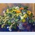 Vase of flowers 3